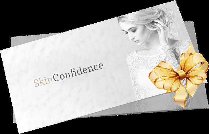 Skin Confidence gift voucher 01