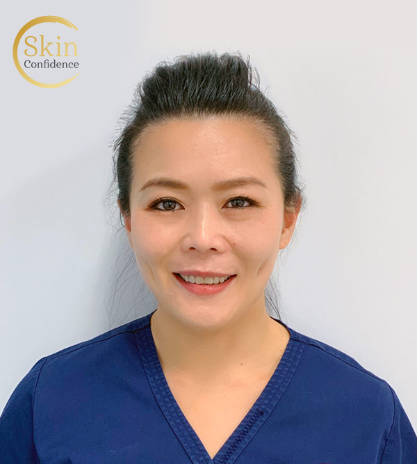 Dale Chang, Skin Confidence Clinic staff, profile 01