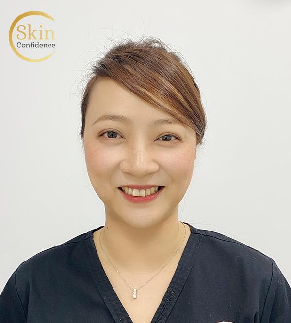 Kyoko Inoue, Skin Confidence Clinic staff, profile photo 01, 2x size